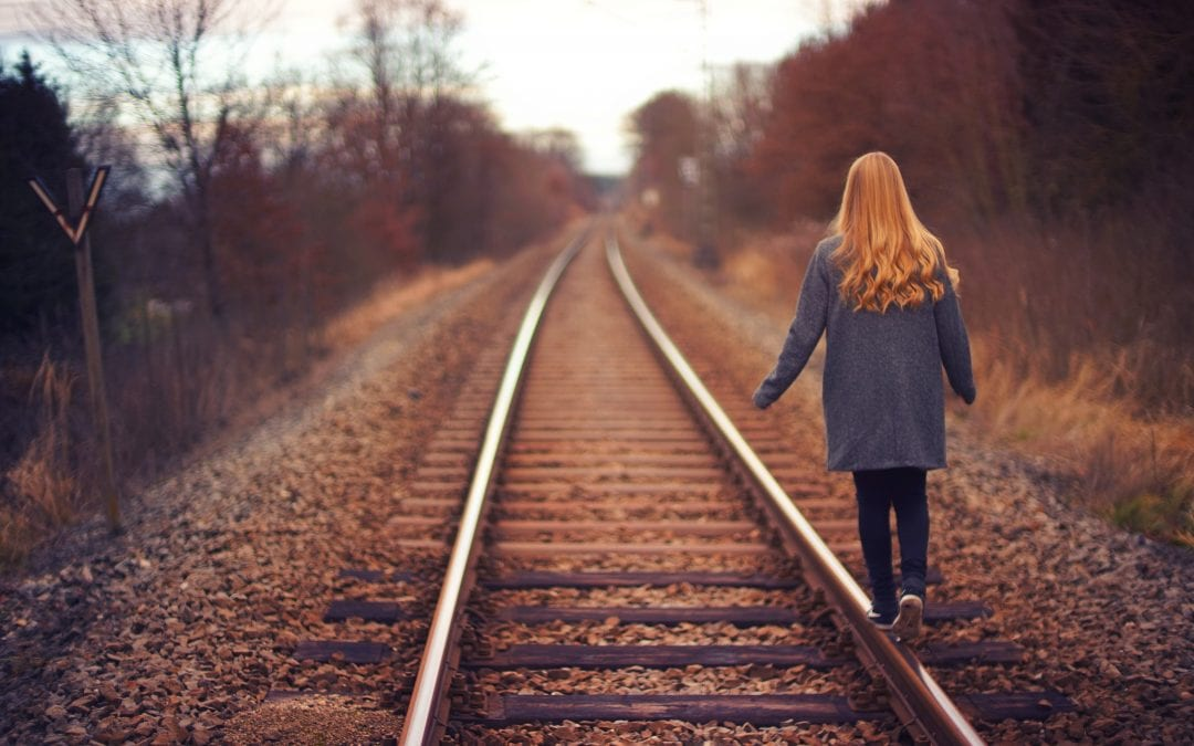 When you get derailed in your business – here's how to hop back on track quickly!